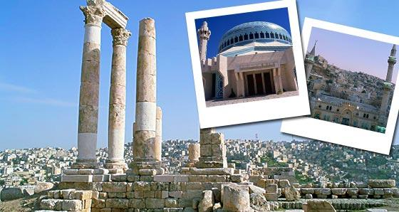 Amman Sightseeing Tours