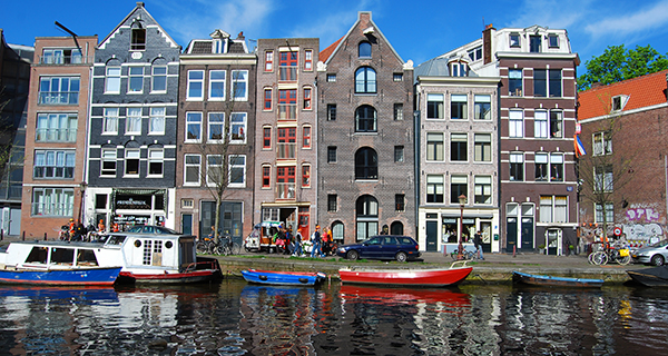 Amsterdam Vacation Packages from Frankfurt