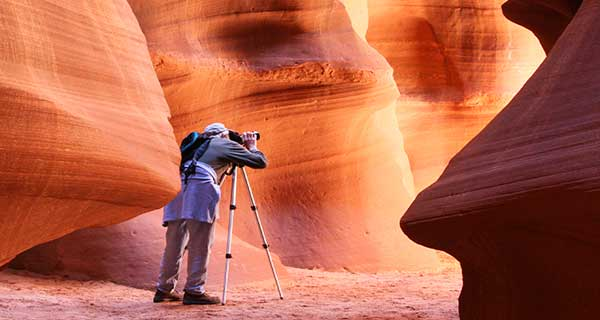Antelope Canyon Sightseeing 1-Day Tours