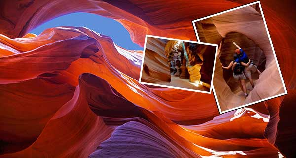Antelope Canyon Vacation Packages