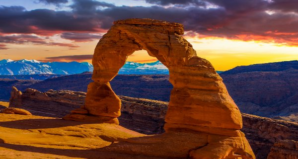 Arches National Park Vacation Packages