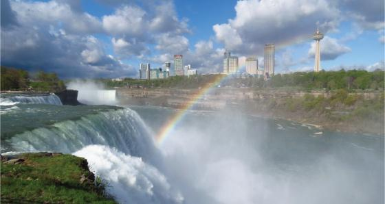 New York to Niagara Falls