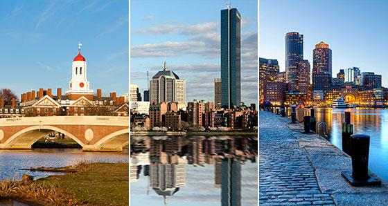 US East Coast Tours from Boston