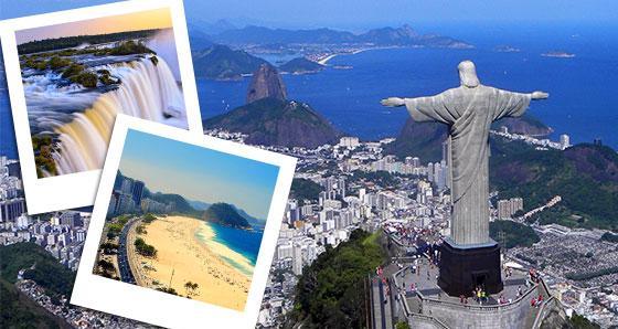 Vacation Packages to Brazil