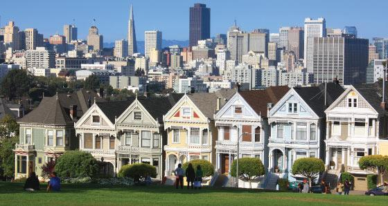 2-4 Day San Francisco Tours from LA