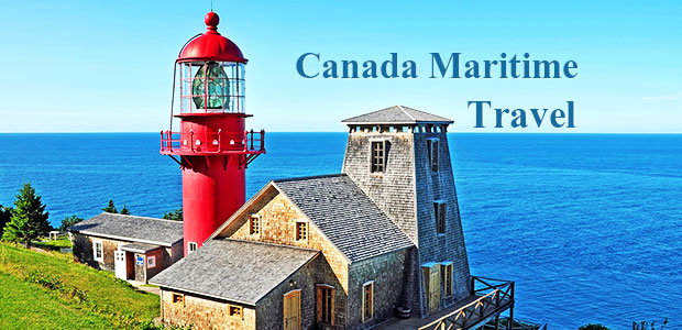 Canada Maritime Travel from Montreal!