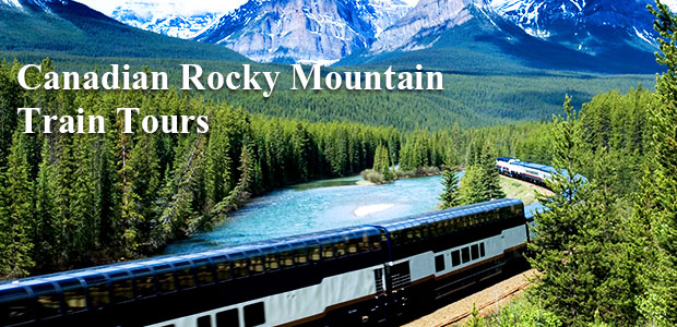 Rocky Mountain Train and Bus Tours
