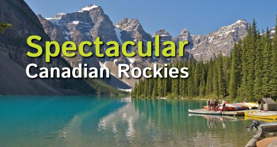 Canadian Rockies Vacation Packages