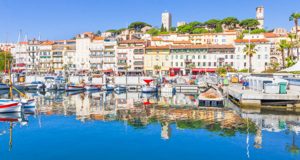 Cannes Vacation Packages from Paris