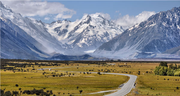 New Zealand Vacation Packages from Christchurch