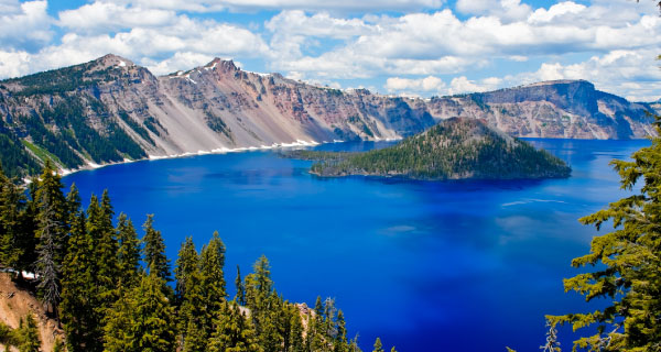 Crater Lake National Park Local Tours