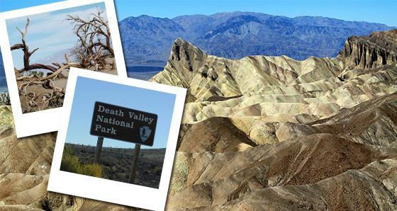 Death Valley Vacation Packages