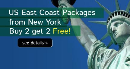 US East Coast Tour Packages