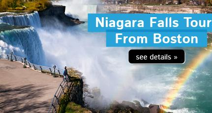 Boston to Niagara Falls