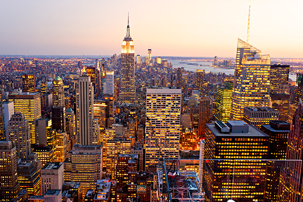 East Coast Vacation Packages from New York