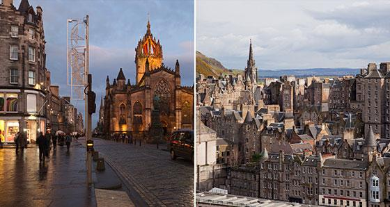 Vacation Packages to Edinburgh