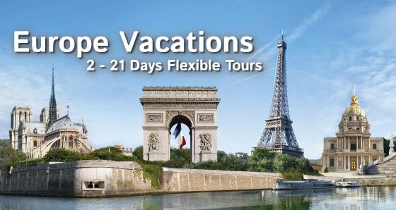 Vacations to Luxembourg & the Rest of Europe!
