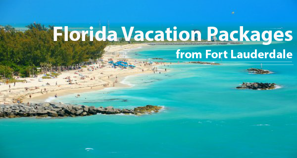 Florida Vacation Packages from Fort Lauderdale