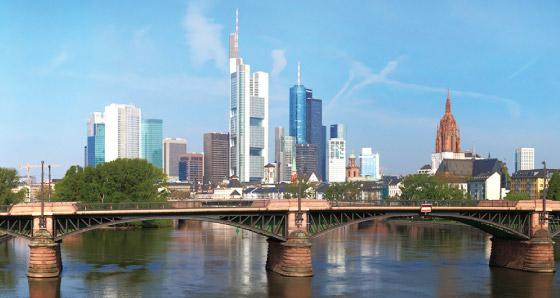 1-Day Frankfurt Tours