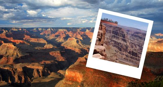 3-4 Day Grand Canyon Tours from $99