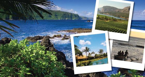 Hawaii Vacation Package Deals