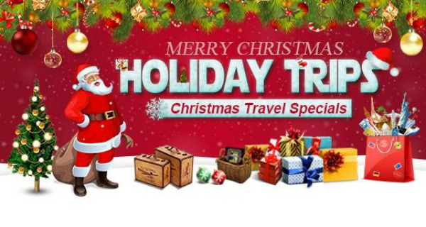 Holiday & Christmas Tours to Europe