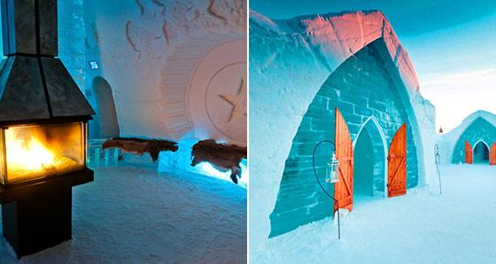 The Quebec Ice Hotel - An Incredible Experience