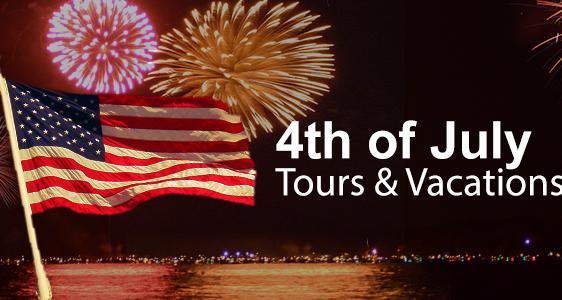 Florida Tours July 4th  Weekend Getaway