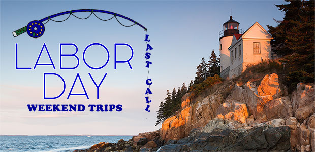 Labor Day Weekend Trips from Boston- Last Call!