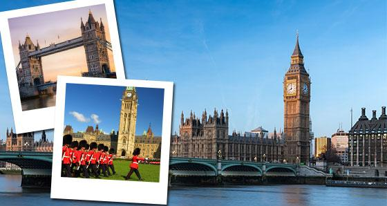 Vacation Packages to London