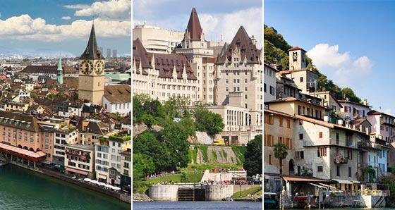 Visit Lucerne Switzerland Tours- European Vacation Packages