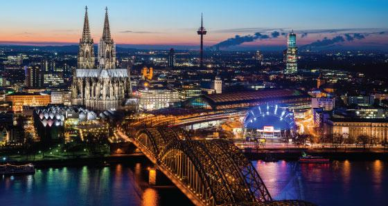 Frankfurt Sightseeing Tours from Lucerne