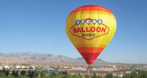 Balloon Rides from Las Vegas