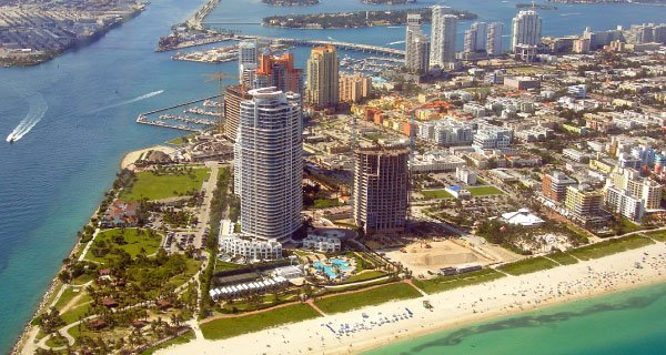 Miami Beach Sightseeing Tours