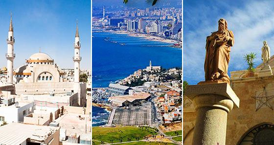 Sightseeing Tours in the Middle East
