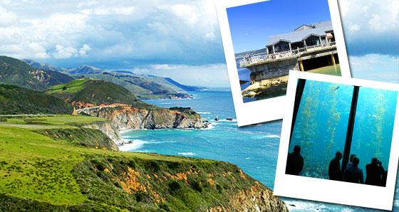 Vacation Packages to Monterey