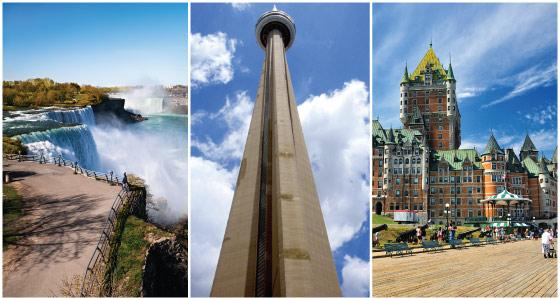 Canada Tours from New York