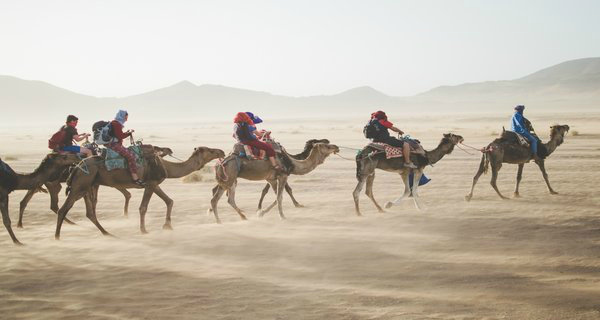 4+ Day Morocco Vacation Packages from Madrid Lisbon