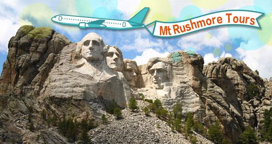Mount Rushmore Airplane Tours from SLC