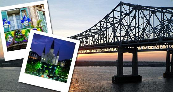 Vacation Packages to New Orleans