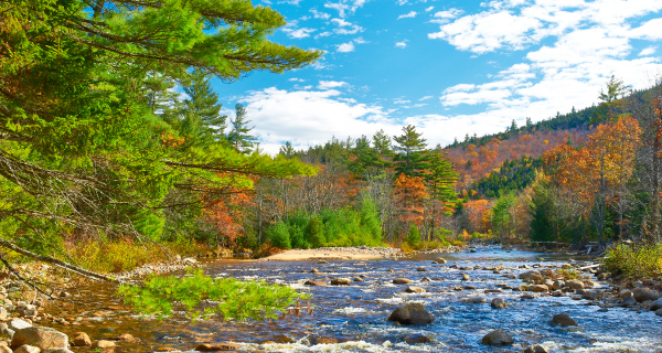 New England Vacation Packages from Boston