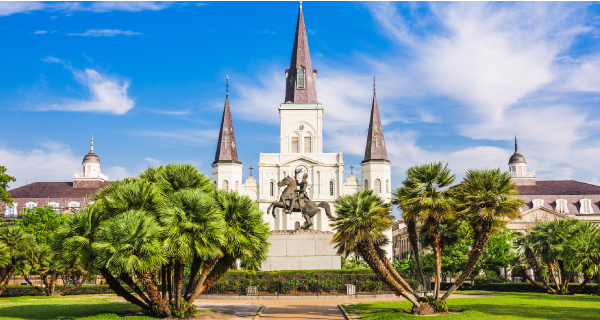 Chicago to New Orleans Tours