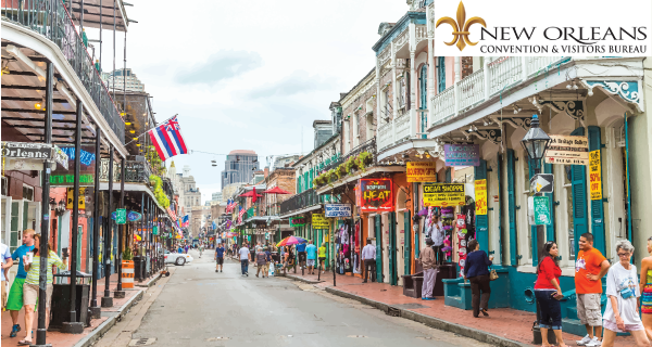 New Orleans Vacation Packages - Save up to 15% OFF