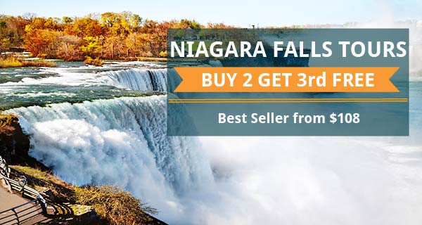 Niagara Falls Tours from NYC