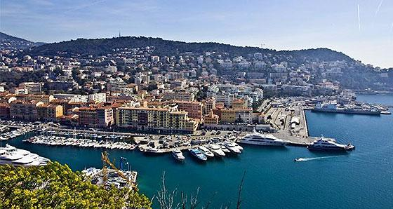 Sightseeing in Nice -  Experience the French Riviera!