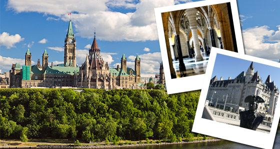 Ottawa Sightseeing - Tours from Montreal