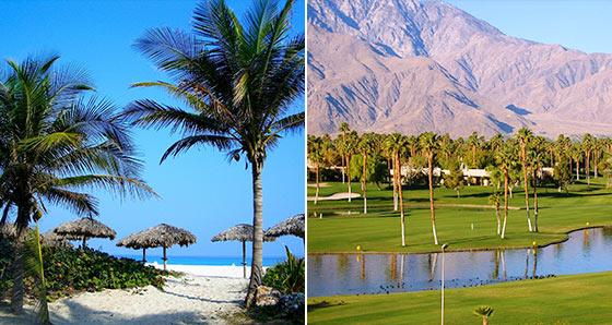 2-4 Day Palm Springs Tours from Los Angeles