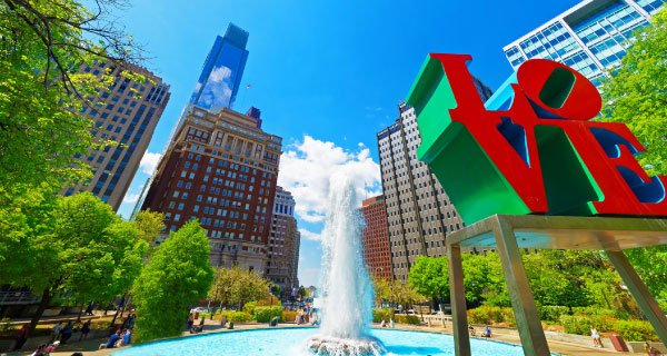 Philadelphia Local Tours from New York