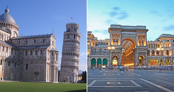 Pisa Day Tours