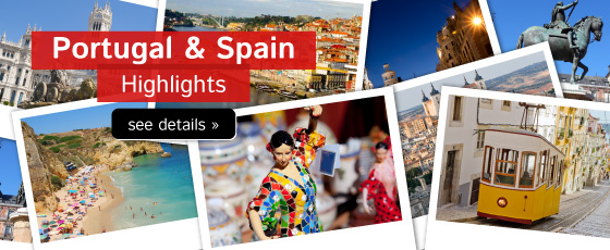 Tours of Spain and Portugal